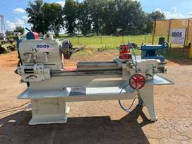 1.2m, Le Blond Regal metal lathe machine.