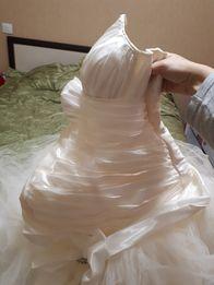 Свадебное платье Срочно!