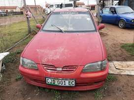 1.4I 16 valve twin cam Nissan Sentra as is .