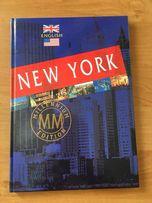 """Sprzedam album """"New York"""" (wersja jęz. angielski)"""