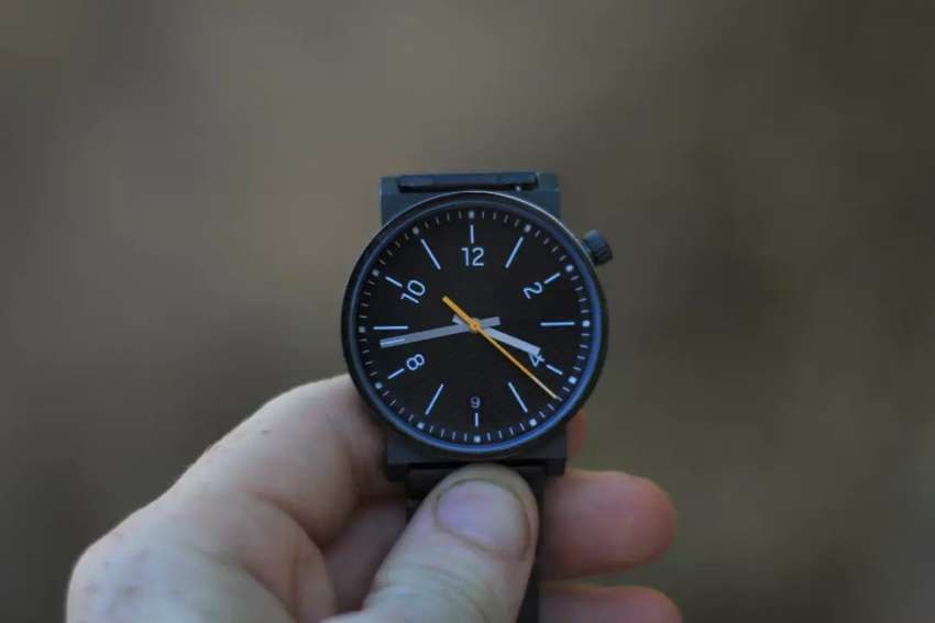 Fossil watch 0