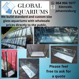 NEW Fish tanks for sale