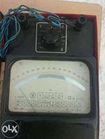 Вольтамперметр М253 Стрелочный измерительный прибор. Мультиметр
