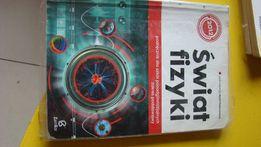 """Podręcznik dla szkół ponadgimnazjalnych """"Świat Fizyki"""""""