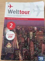 Książka do Niemieckiego Welttour liceum