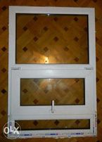 Металлопластиковое окно и ролет нему
