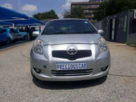 2006 TOYOTA YARIS FOR SALE  (AUTOMATIC )
