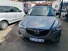 2015 Mazda CX-5 2.0 with leather seat sunroof Automatic and reserve