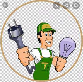 Electrician for all electrical needs