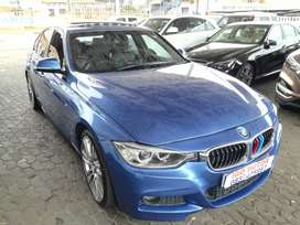 2012 BMW 320D MSport Automatic 137,000km R149,000