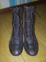 Geox, демо сапожки, ботинки 36 р (маломерят на 35 р)