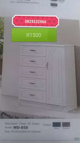 new chest of drawn for R1500