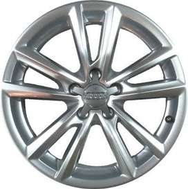 Audi 17inch rims and tyres