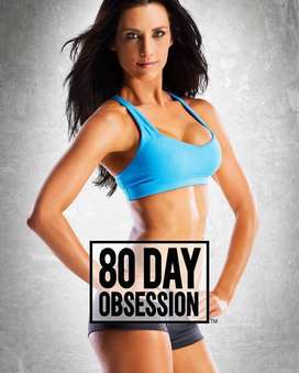 80 Day Obsession for sale
