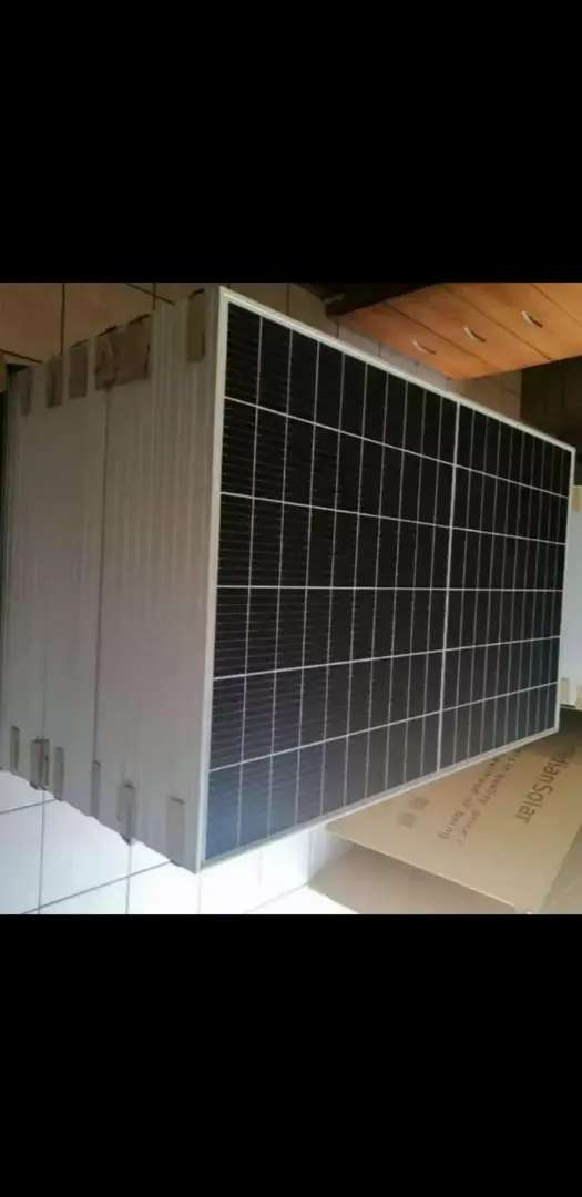 All size of solar panels