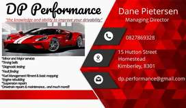 VEHICLE SERVICES AND REPAIRS