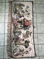 Продам антикварный коврик с гномиками, коврику 60 лет!!!