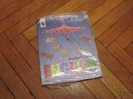 Английский язык 1 клас. Верещагина 1998 год
