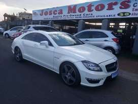 2012 Mercedes-Benz CLS 63 AMG S Speedshift MCT