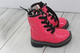 Buty dziewczęce 19-20