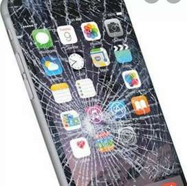 IPhone screen Repairs Done on the spot!!