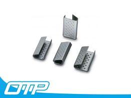 Zapinka metalowa blaszka 13mm do taśmy PP 12060, 3000szt