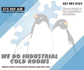 cold rooms for sale and industrial cold room services absolute bargain