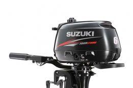 Silnik zaburtowy Suzuki DF6 części