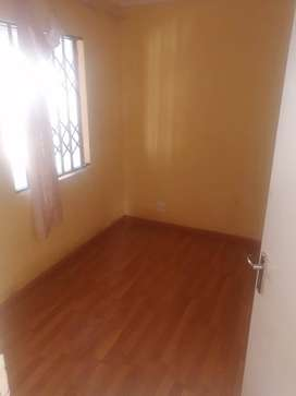 3bedroom with dinning, sitting room and kitchen. 1 bathroom & parking