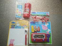 игрушки из журнала свинка Пеппа