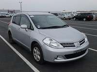 New Showroom car: Nissan Tiida, hire purchase accepted 0