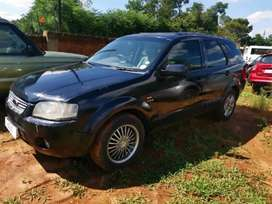 Ford Territory 4.0 GHIA 4x4 Stripping For Spares