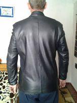 Куртка кожаная(пиджак)