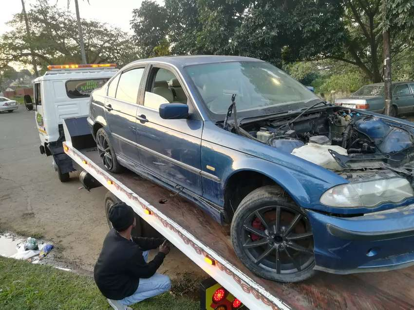 Bmw E46 (g-string) 330i now stripping 0