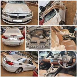 BMW F33 420i N20 SPARE PARTS