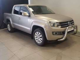2015 VW AMAROK 2.0BITDI 8SPEED AUTOMATIC 132kw highline