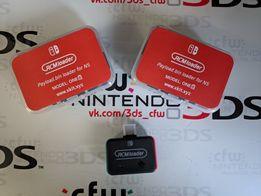 Донгл Rcmloader для прошивки Nintendo Switch, аналог SX OS PRO, r4s