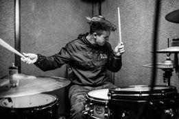 Обучение игре на ударной установке, барабанах. Харьков или Skype.