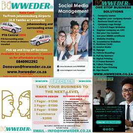HWWEDER One Stop Solutions