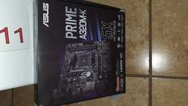 Asus Prime A320M-K Am4 mobo