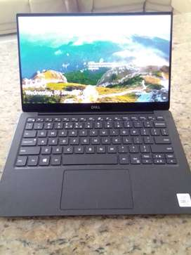 Dell xps 13 i7 notebook 10th generation(touch screen)