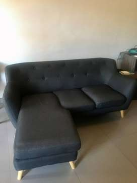 3 - Seater L-Shape Couch
