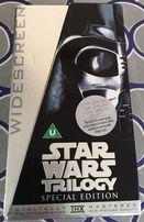 Видеокассеты StarWars Trilogy Special Edition
