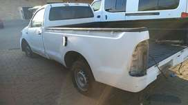 Toyota hilux 2.0 petrol needs attention