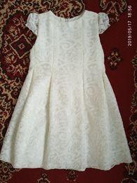 Плаття платье нарядное садик праздник свято 122 см 5-6 лет