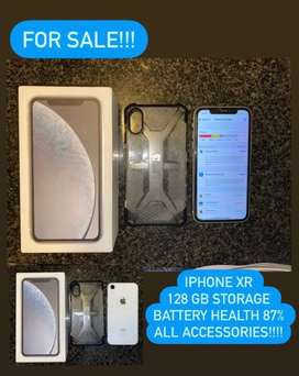 IPHONE XR FOR SALE!!! Whatsapp me only !!
