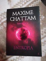 Inny świat Entropia Maxime Chattam