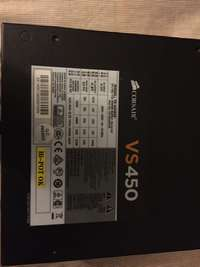 Image of Corsair VS450 450W Power Supply