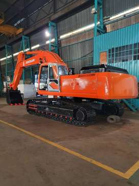 DOOSAN EXCAVATOR 420LC FOR SALE