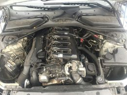 Мотор двигун Bmw e60 e61 е39 2.5d М57n